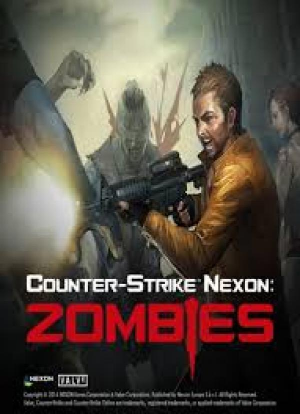 Counter Strike Nexon Zombies October 2014