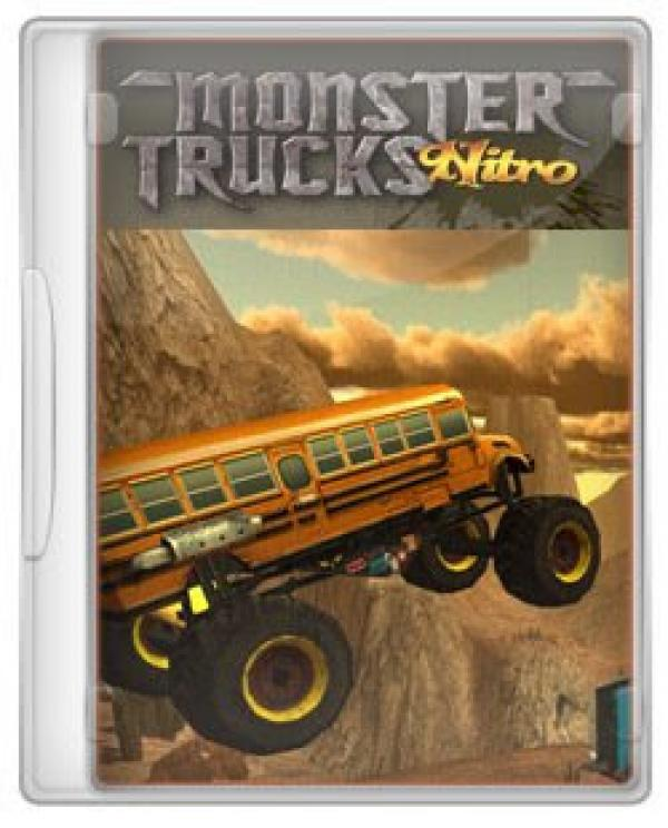 Monster Trucks Nitro Pc Game Requirements W2play
